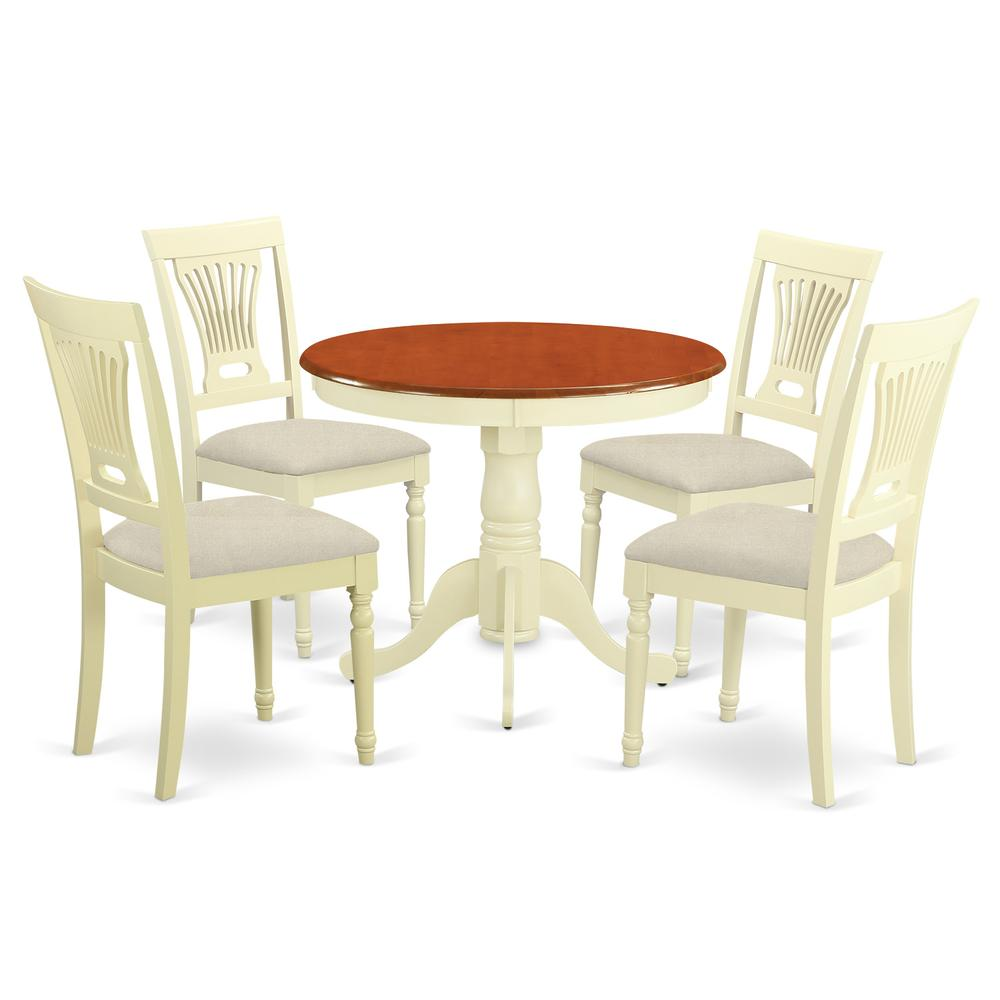 5 pc kitchen table set small kitchen table and 4 chairs for Small kitchen table for 4