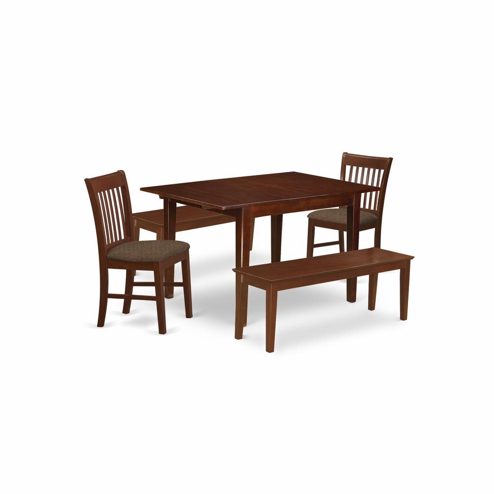 5 pc dinette set small dining tables and 4 kitchen dining for Small dining table set for 4