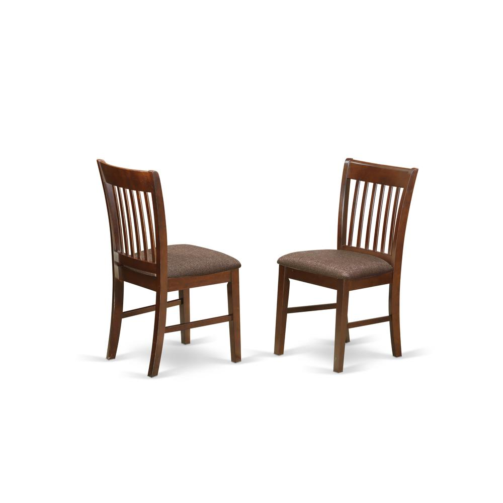 Dining room chairs upholstered seat
