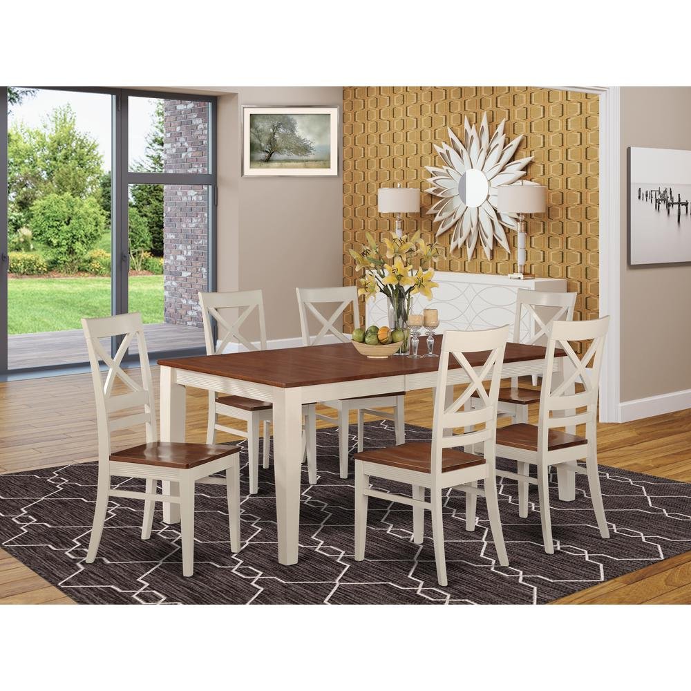 52 Kitchen Tables And Chairs Sets 7 Pc Dining Room: 7 Pc Formal Dining Room Set-Dining Table And 6 Dining Chairs
