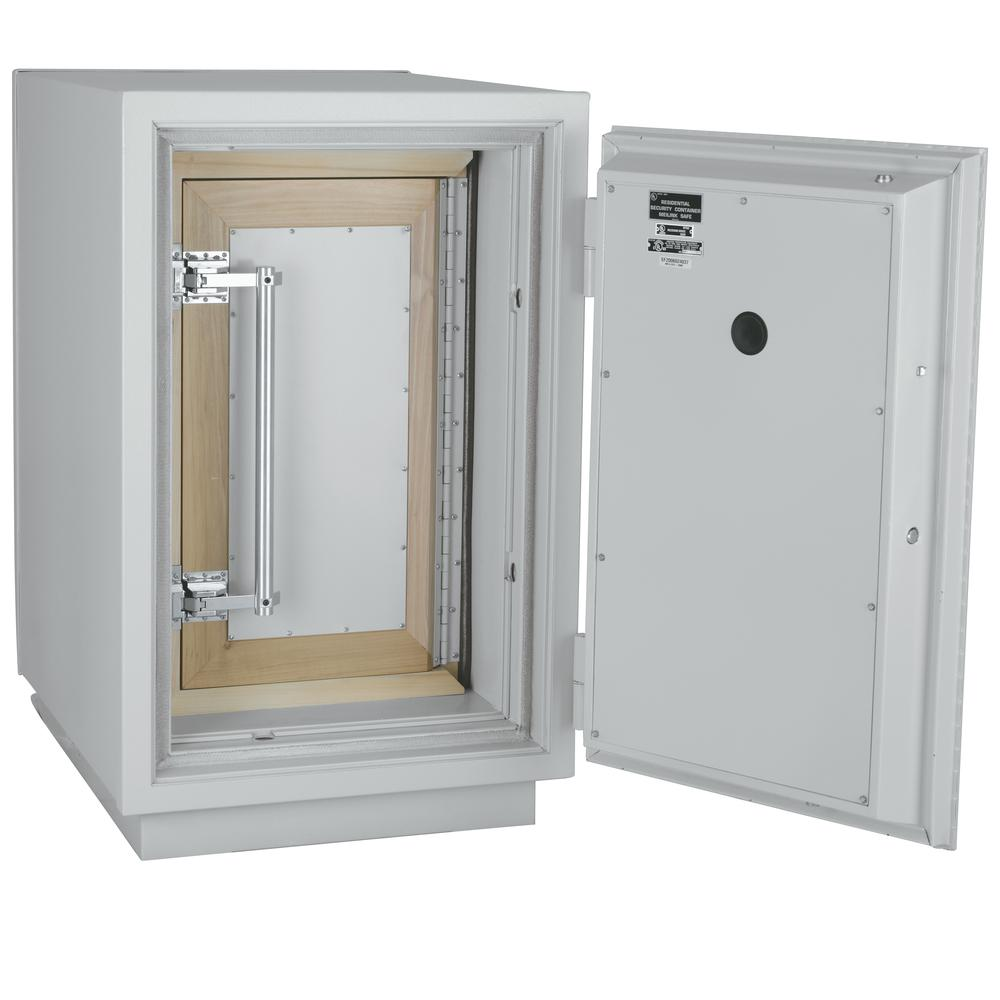 3-Hour Data Safe 2.7 cu.ft capacity. Picture 2