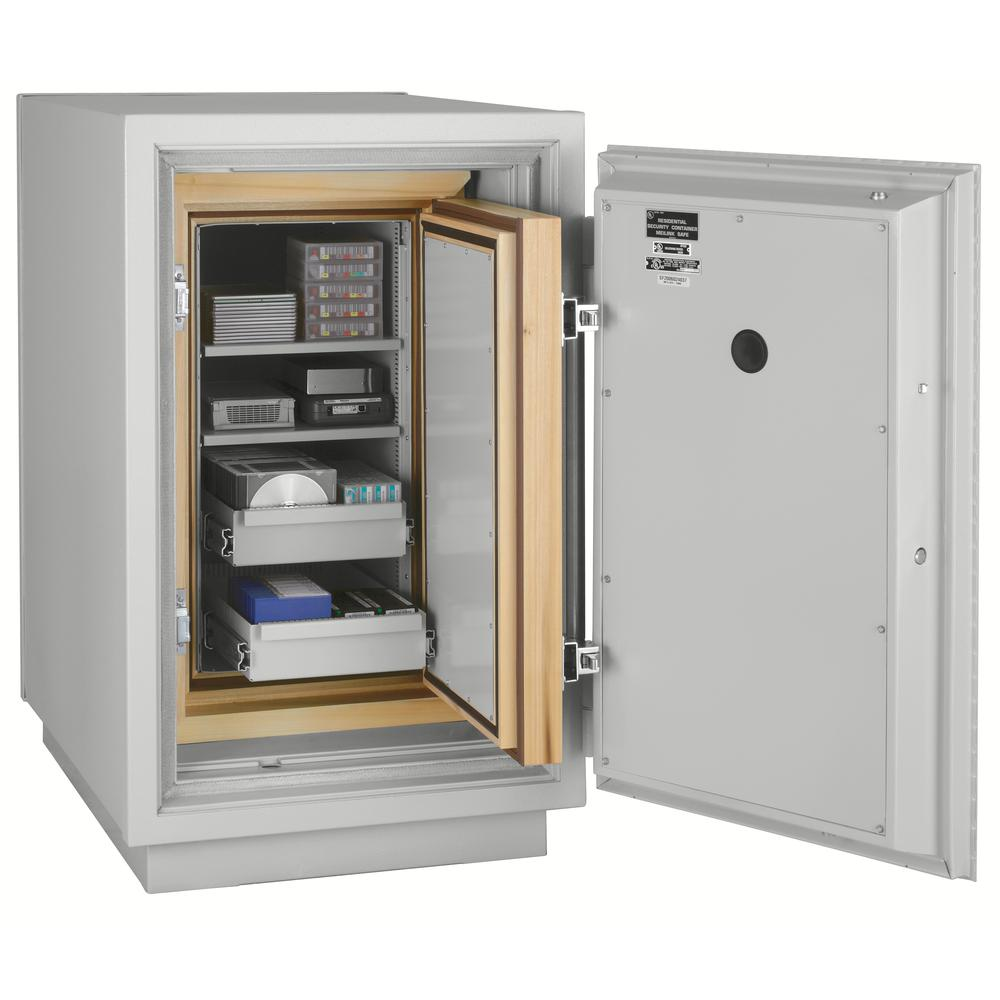 3-Hour Data Safe 2.7 cu.ft capacity. Picture 3