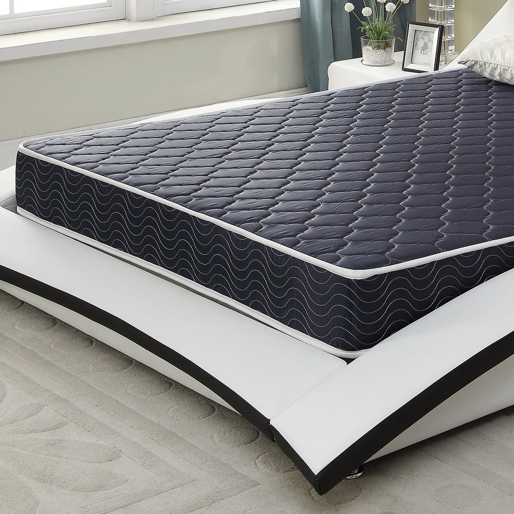 6 inch foam mattress covered in a stylish waterproof fabric full available in various sizes. Black Bedroom Furniture Sets. Home Design Ideas