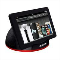Stereo Speaker for Tablets, eReaders & Smartphones. Picture 1