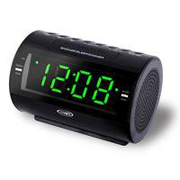 AM/FM Dual Alarm Clock Radio with Nature Sounds. Picture 1