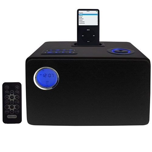Universal iPod Docking Digital Music System FM PLL Receiver