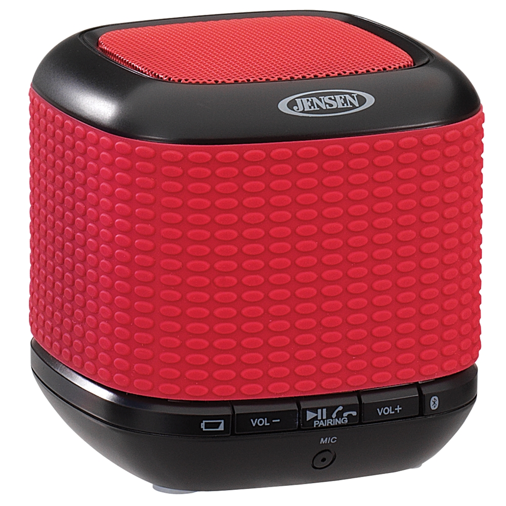 Portable Bluetooth Wireless Speaker Red