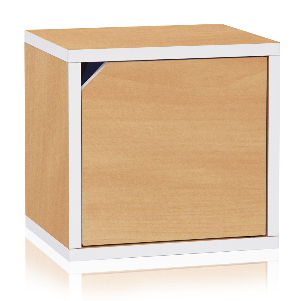 sc 1 st  Bison Office & Eco Stackable Connect Storage Cube with Door Limited Edition