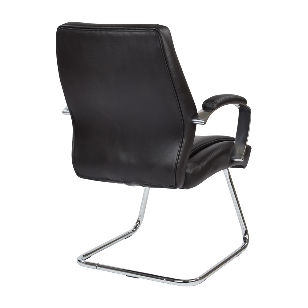 Deluxe Mid Back Executive Visitors Chair. Picture 3
