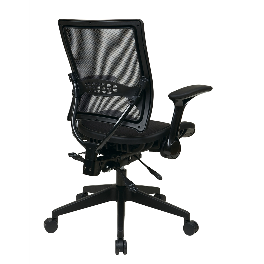 Professional AirGrid® Managers Chair. Picture 3
