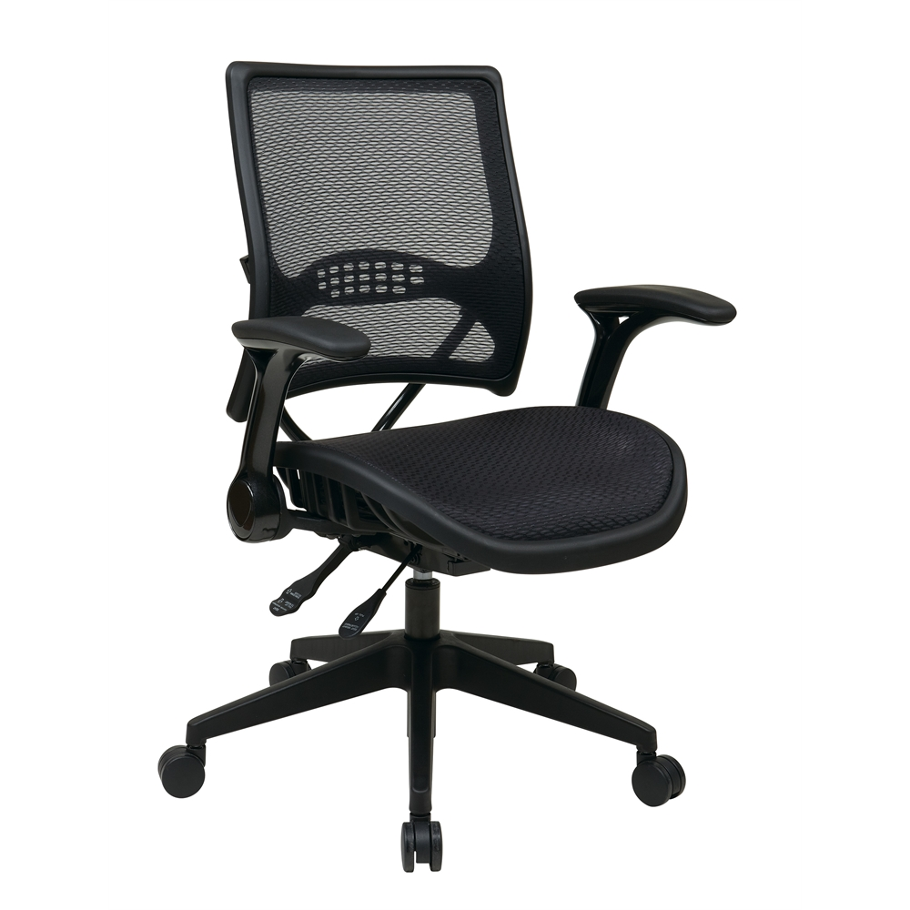 Professional AirGrid® Managers Chair. Picture 1