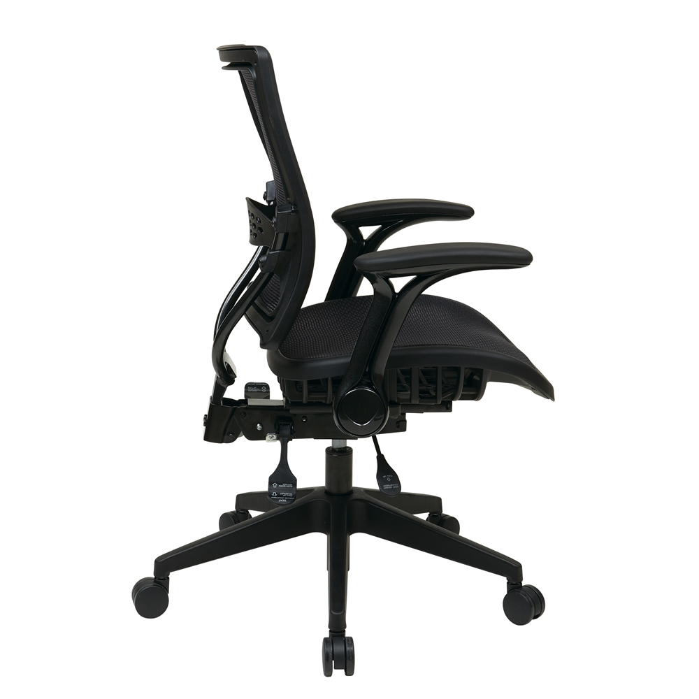 Professional AirGrid® Managers Chair. Picture 2