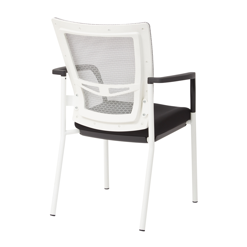 ProGrid® Mesh Back Visitors Chair. Picture 3