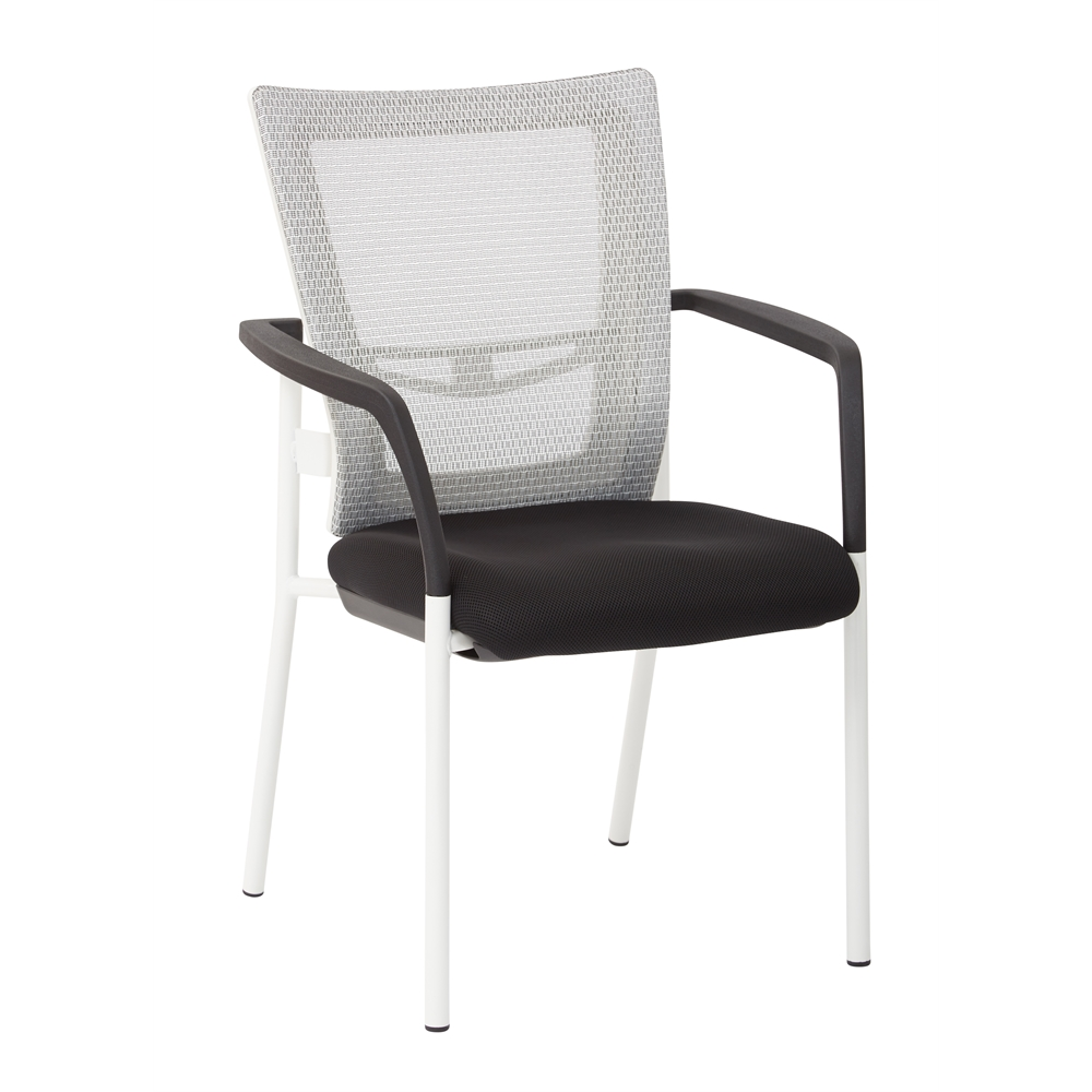 ProGrid® Mesh Back Visitors Chair. Picture 1