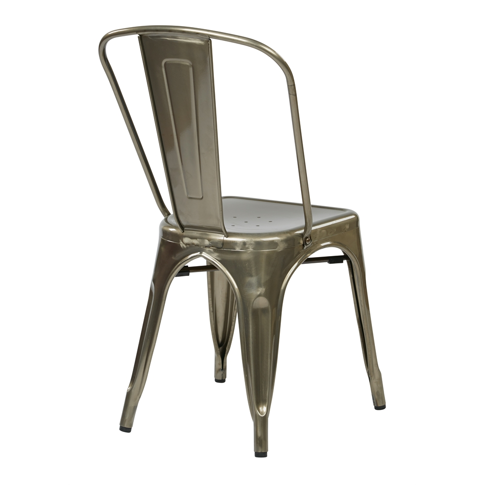Bristow Armless Chair. Picture 3