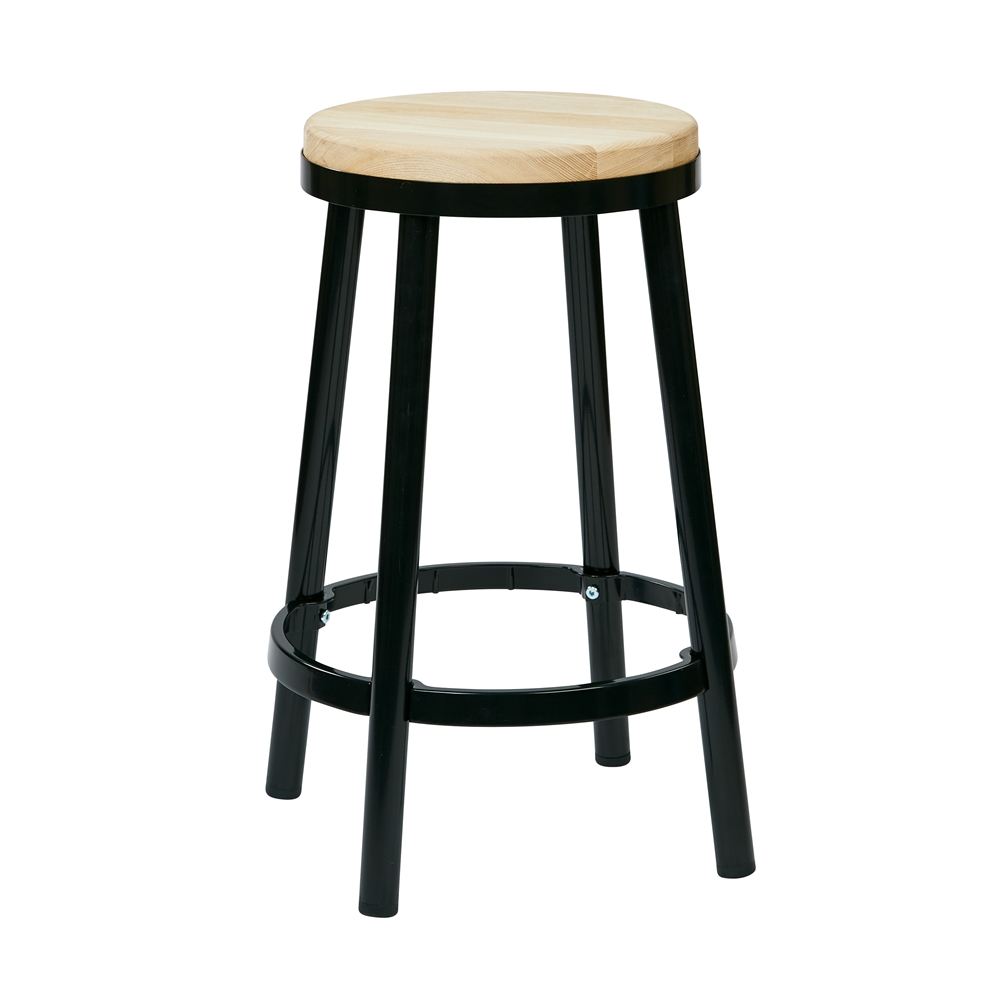 Bristow 26 Quot Metal Backless Barstool