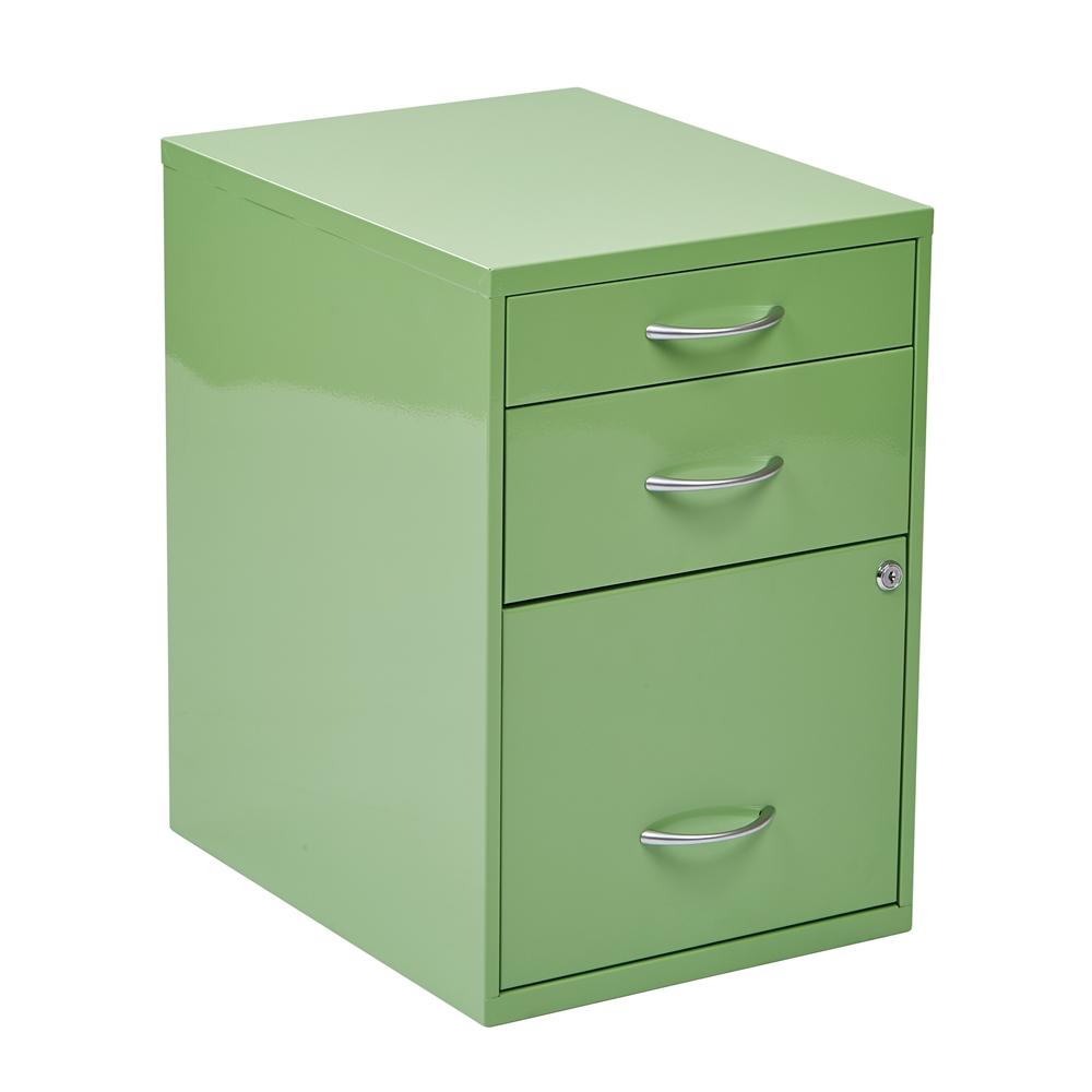 """22"""" Pencil, Box, Storage File Cabinet. Picture 1"""