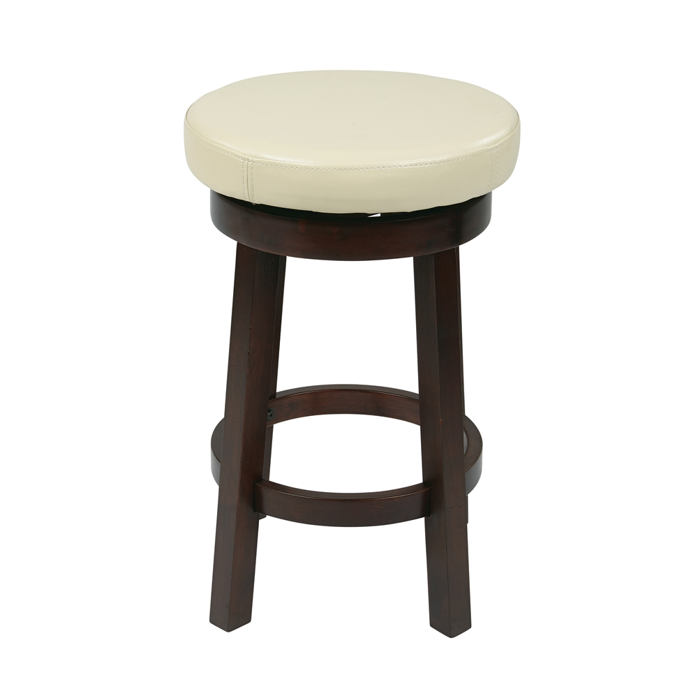 "Metro 24"" Metro Round Barstool. The main picture."