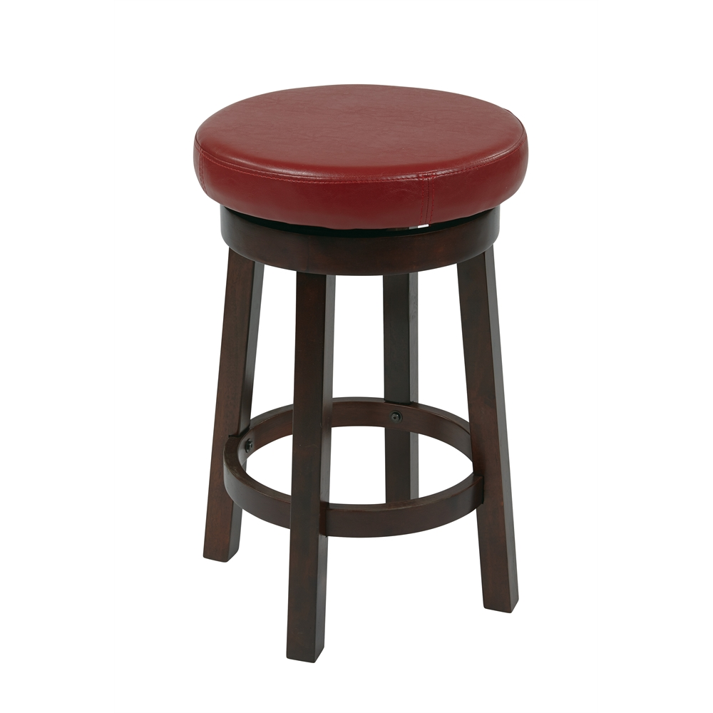 Metro 24quot Metro Round Barstool in Red Faux Leather : 23met1924rdhi from www.bisonoffice.com size 1000 x 1000 jpeg 162kB