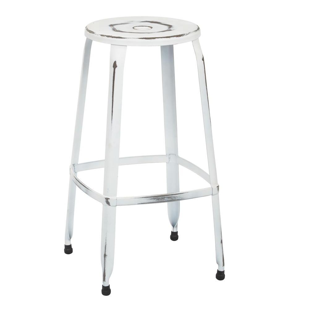 "Newark 30"" Metal Barstool. The main picture."