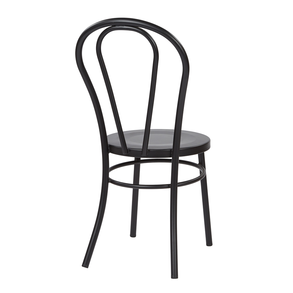 Odessa Metal Dining Chair. Picture 3