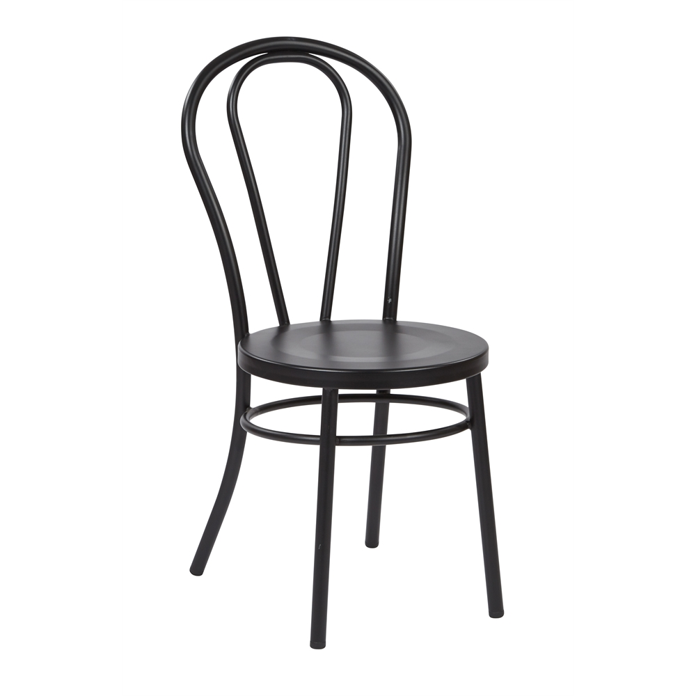 Odessa Metal Dining Chair. Picture 1