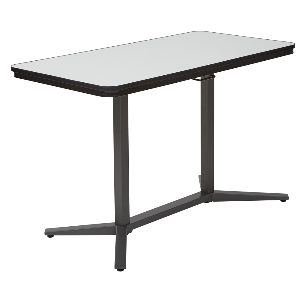 Pneumatic Height Adjustable Table. Picture 1