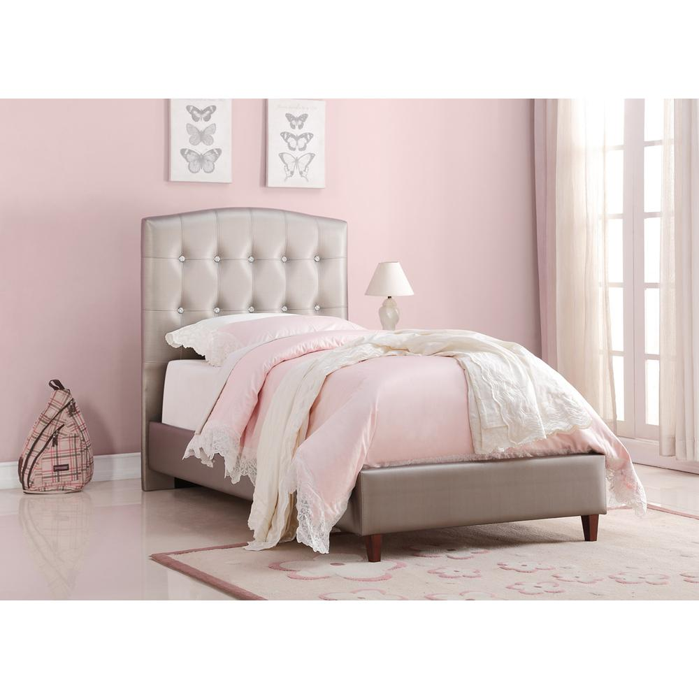 Twin Princess Bed. Picture 1
