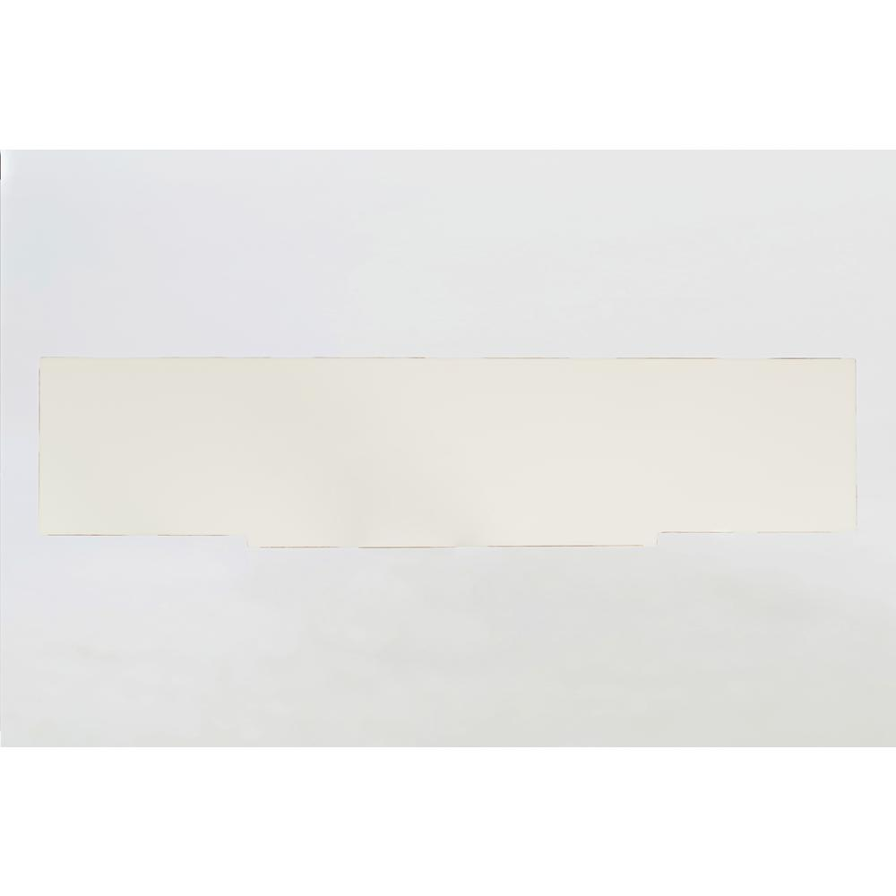 """Stately Home 60"""" Console- Antique White. Picture 14"""