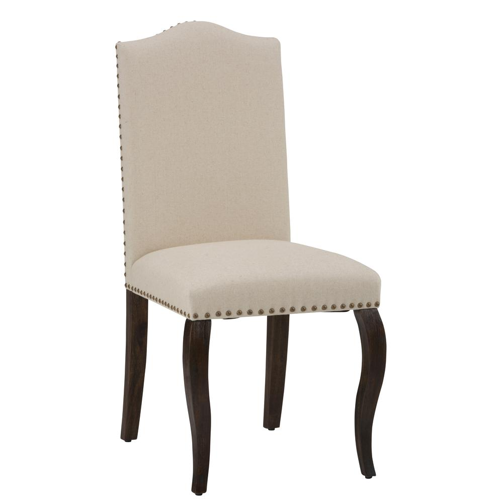 Grand Terrace Upholstered Side Chair, Set of 2. Picture 3