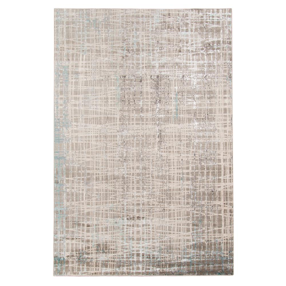 Cambridge Light Blue Abstract Area Rug 7 10 Quot X10 10 Quot