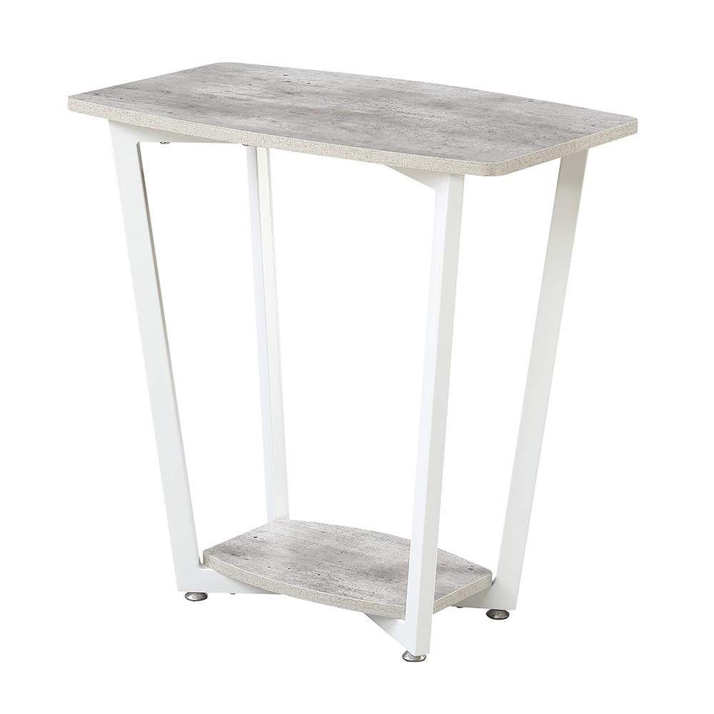 Graystone End Table. Picture 1