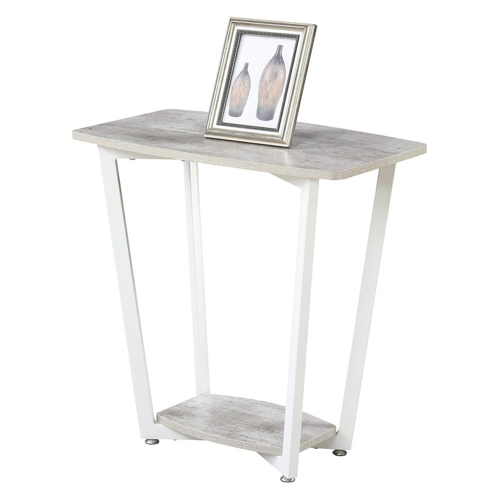 Graystone End Table. Picture 3