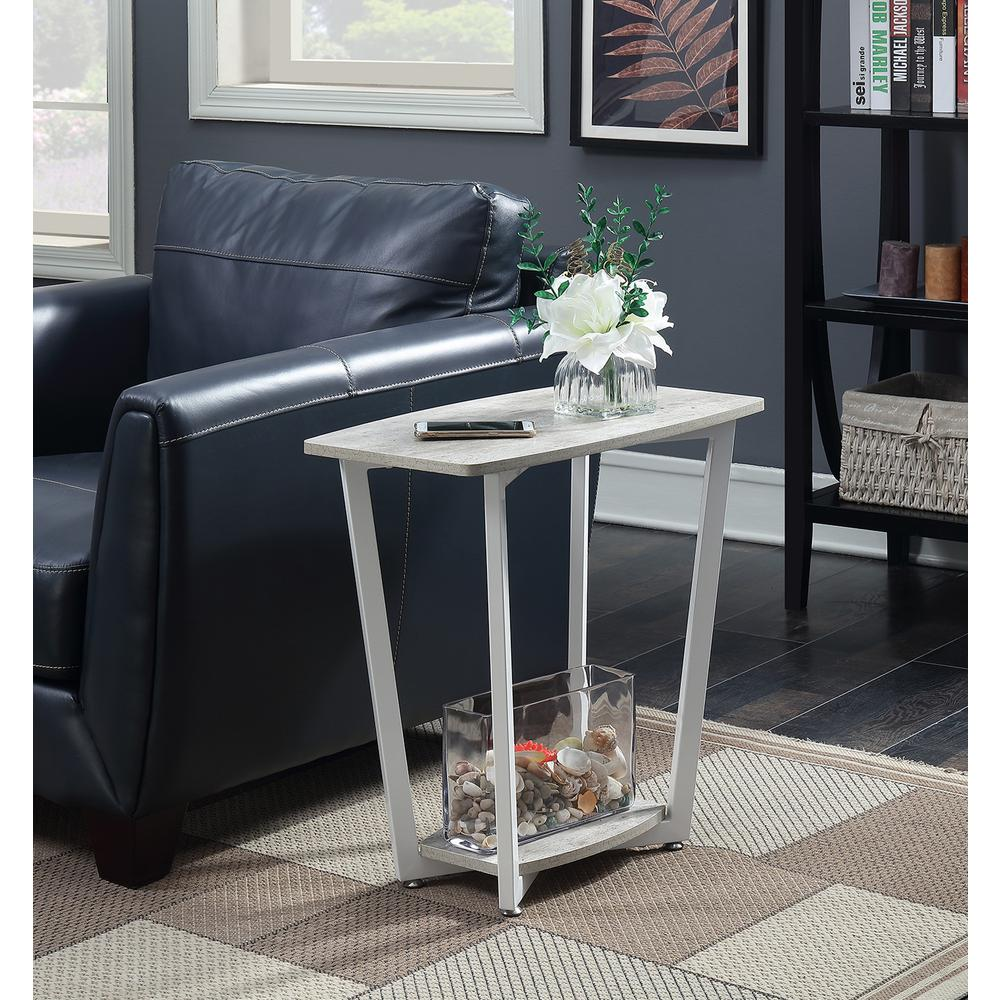 Graystone End Table. Picture 2