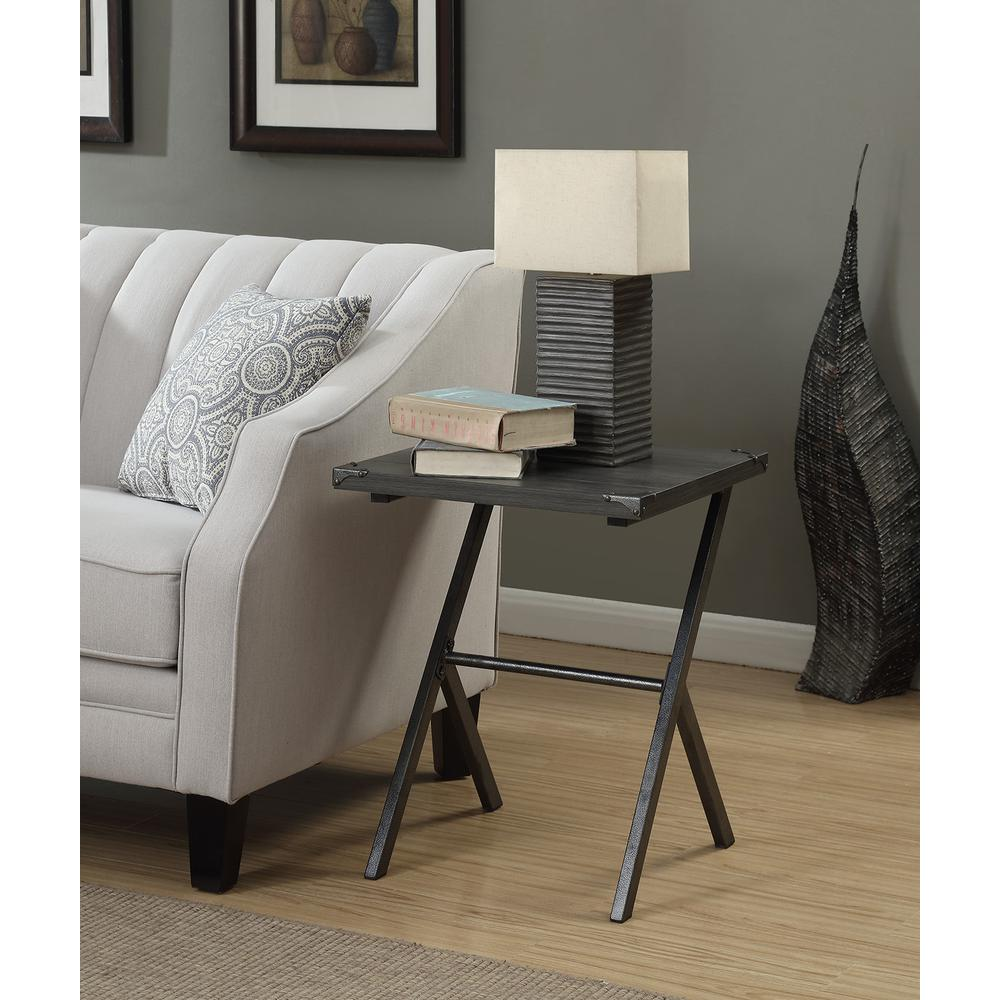 Zurich End Table. Picture 2