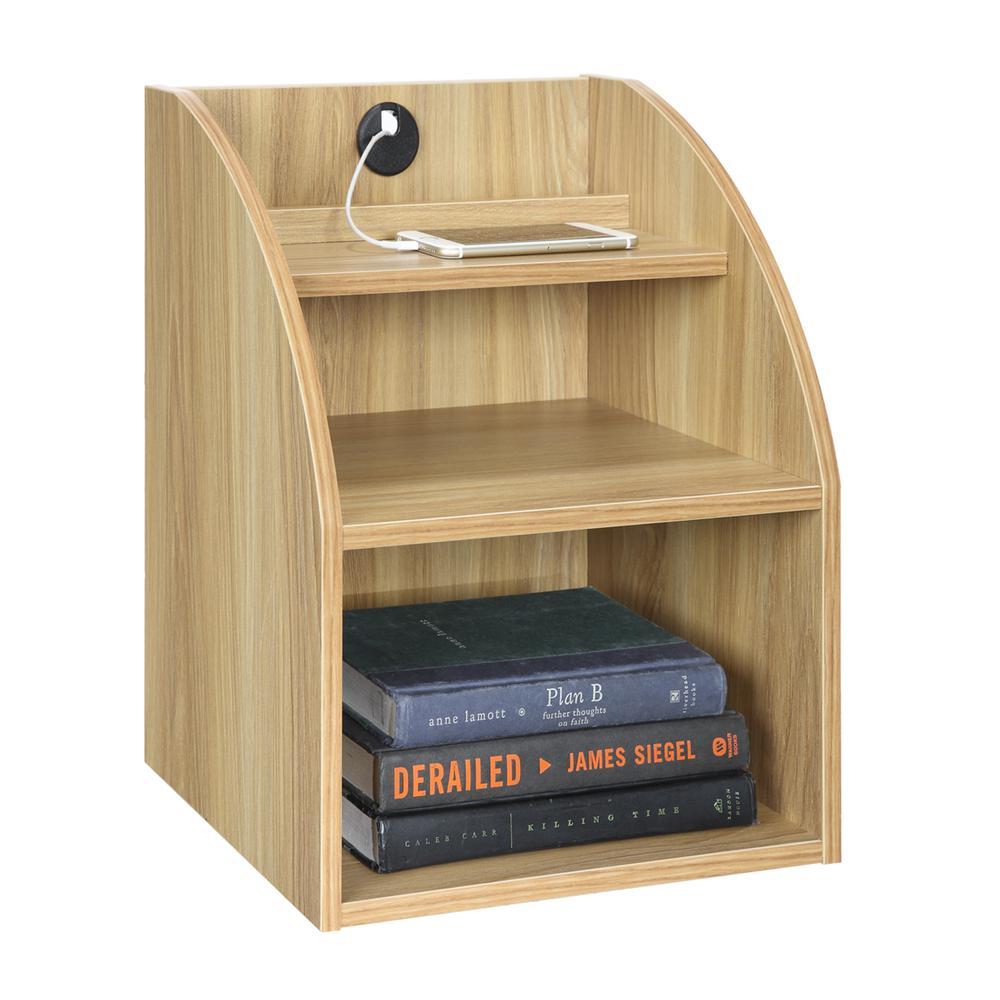 Desktop Organizer w/ Shelf. Picture 2