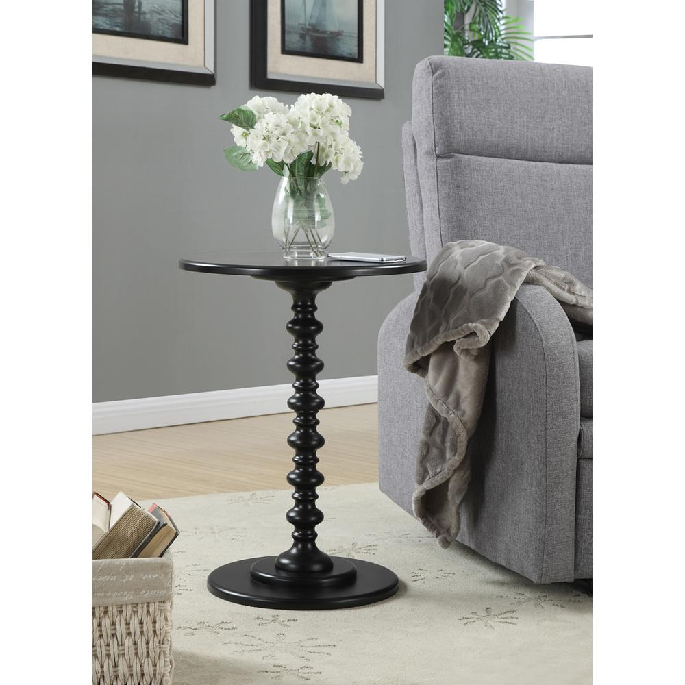Palm Beach Spindle Table. Picture 2