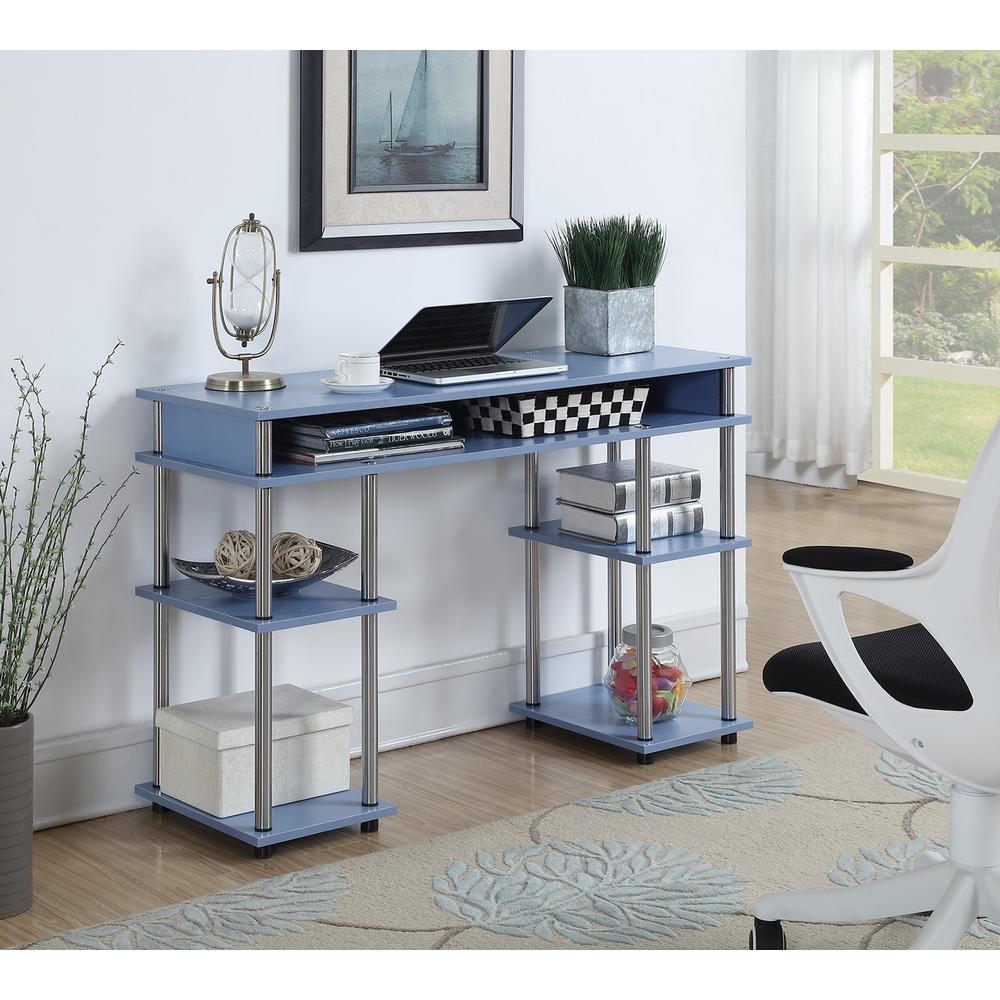 Designs2Go No Tools Student Desk. Picture 2