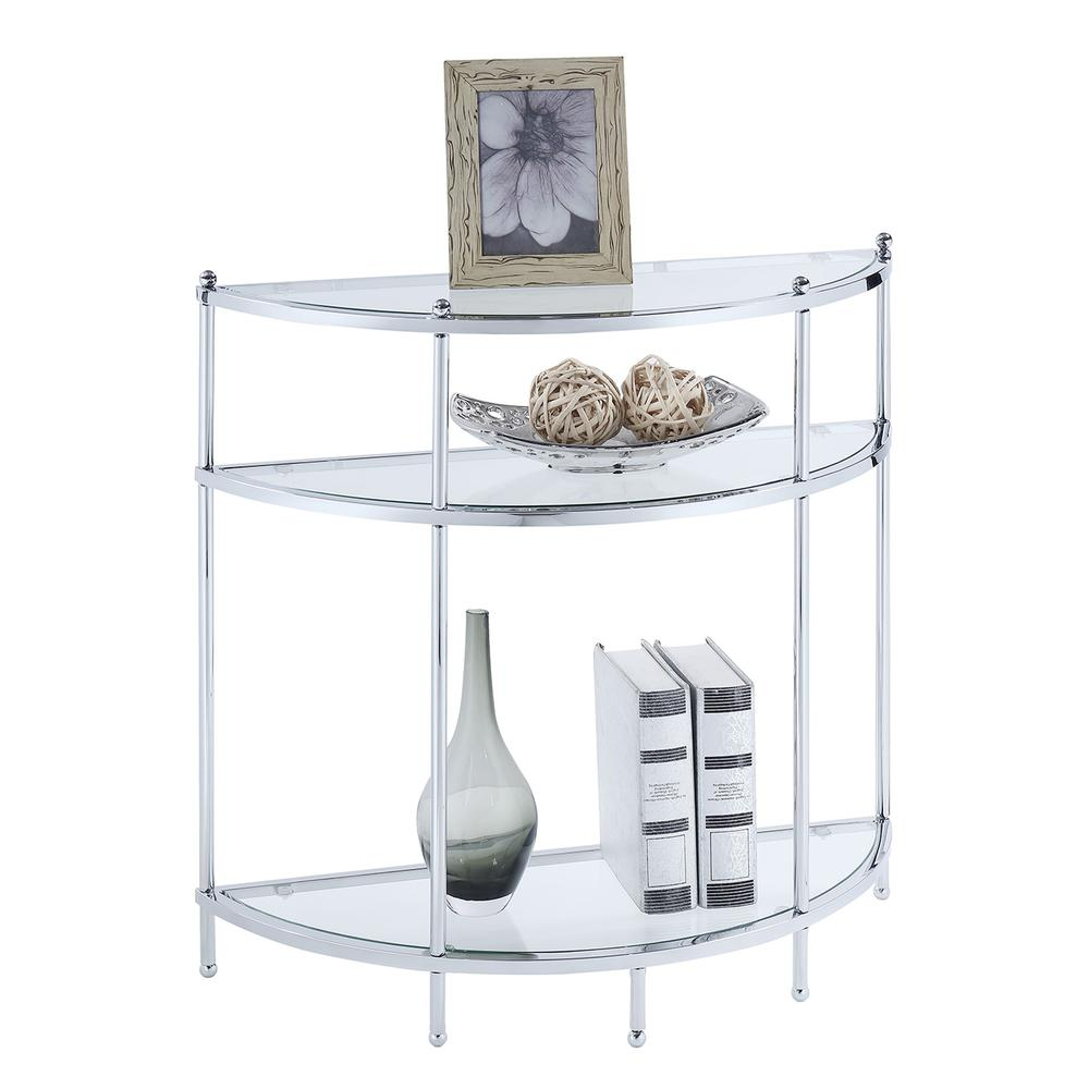 Royal Crest Entryway Table. Picture 2