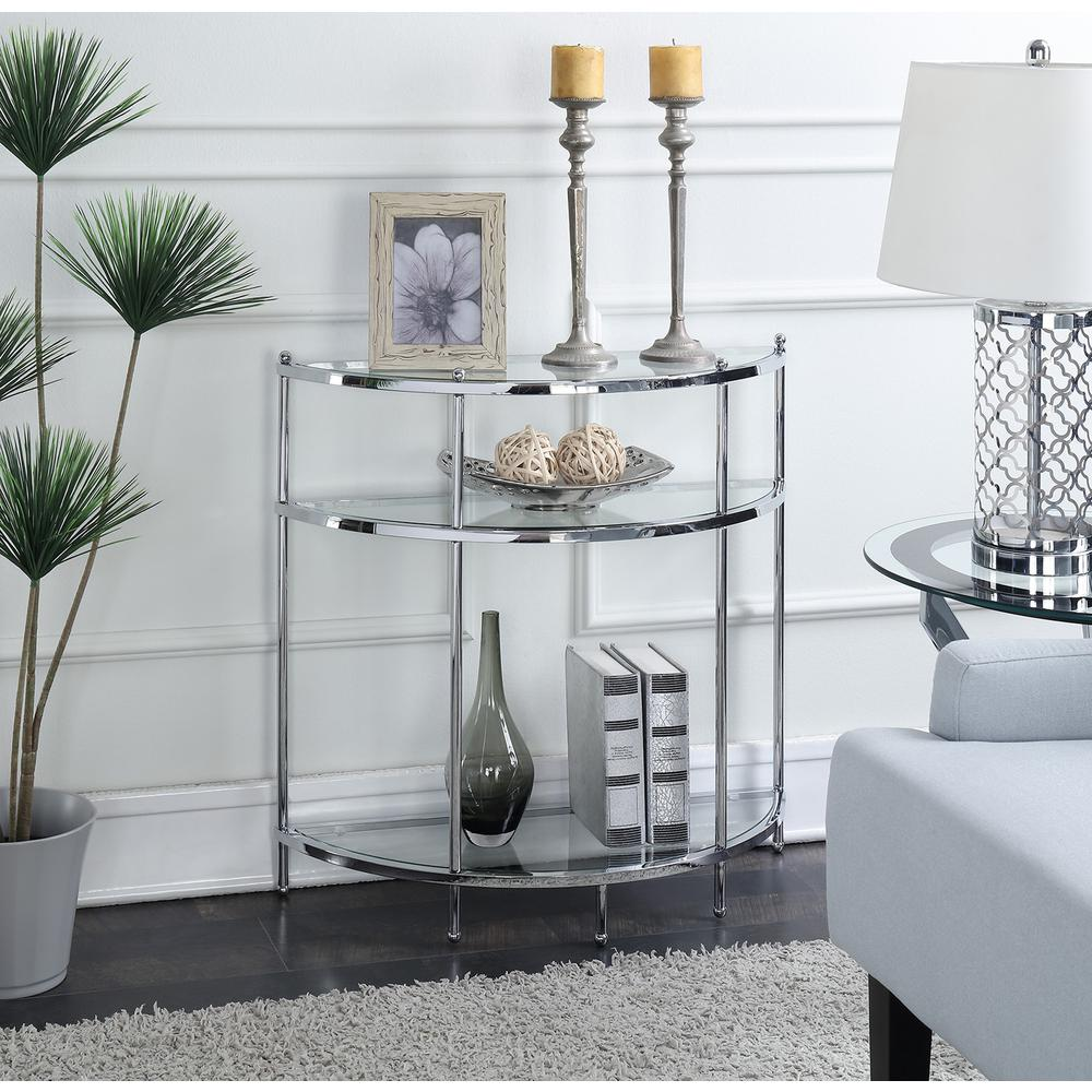 Royal Crest Entryway Table. Picture 1