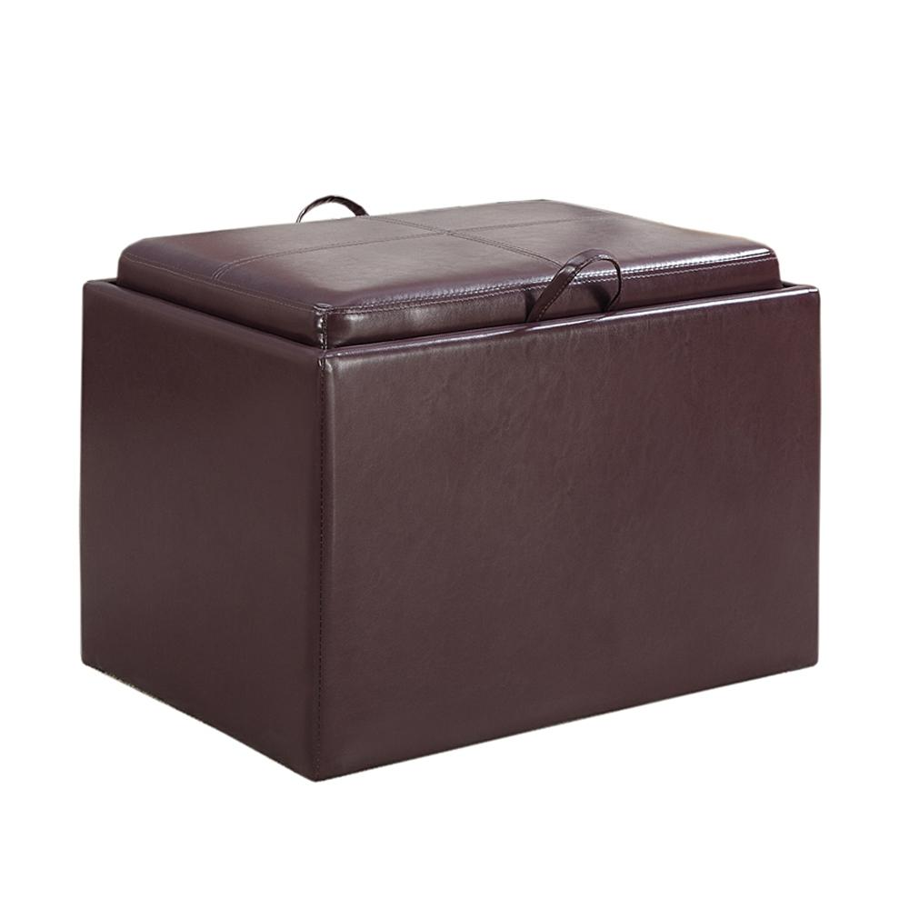 Accent Storage Ottoman. Picture 2