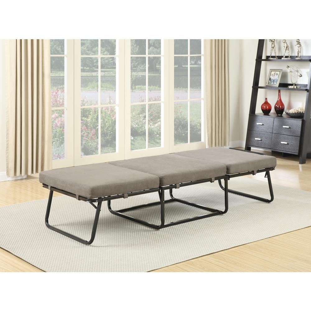 Designs4comfort Folding Bed Ottoman