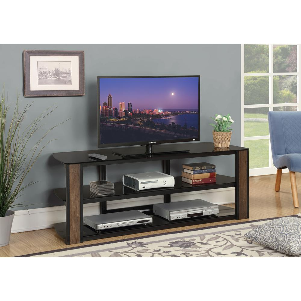 "Rainier 60"" TV Stand. Picture 3"