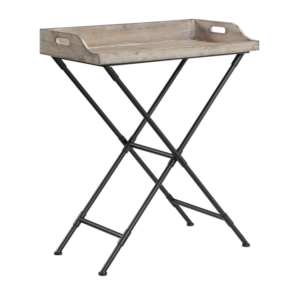Wyoming Serving Bar Table. Picture 3