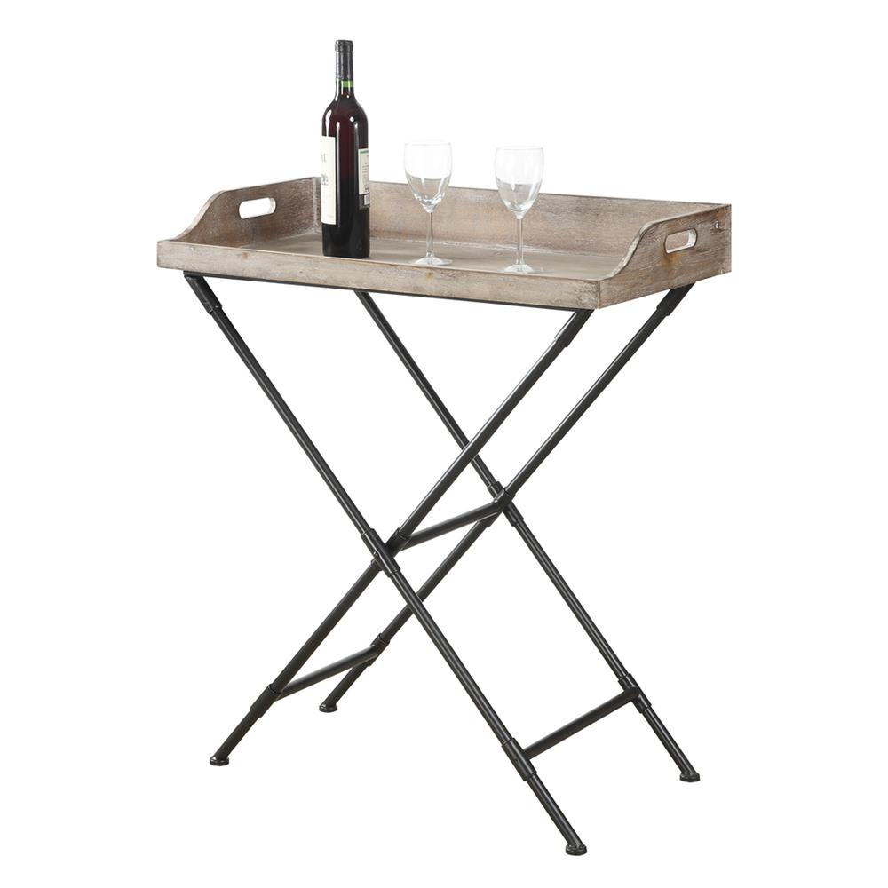 Wyoming Serving Bar Table. Picture 2