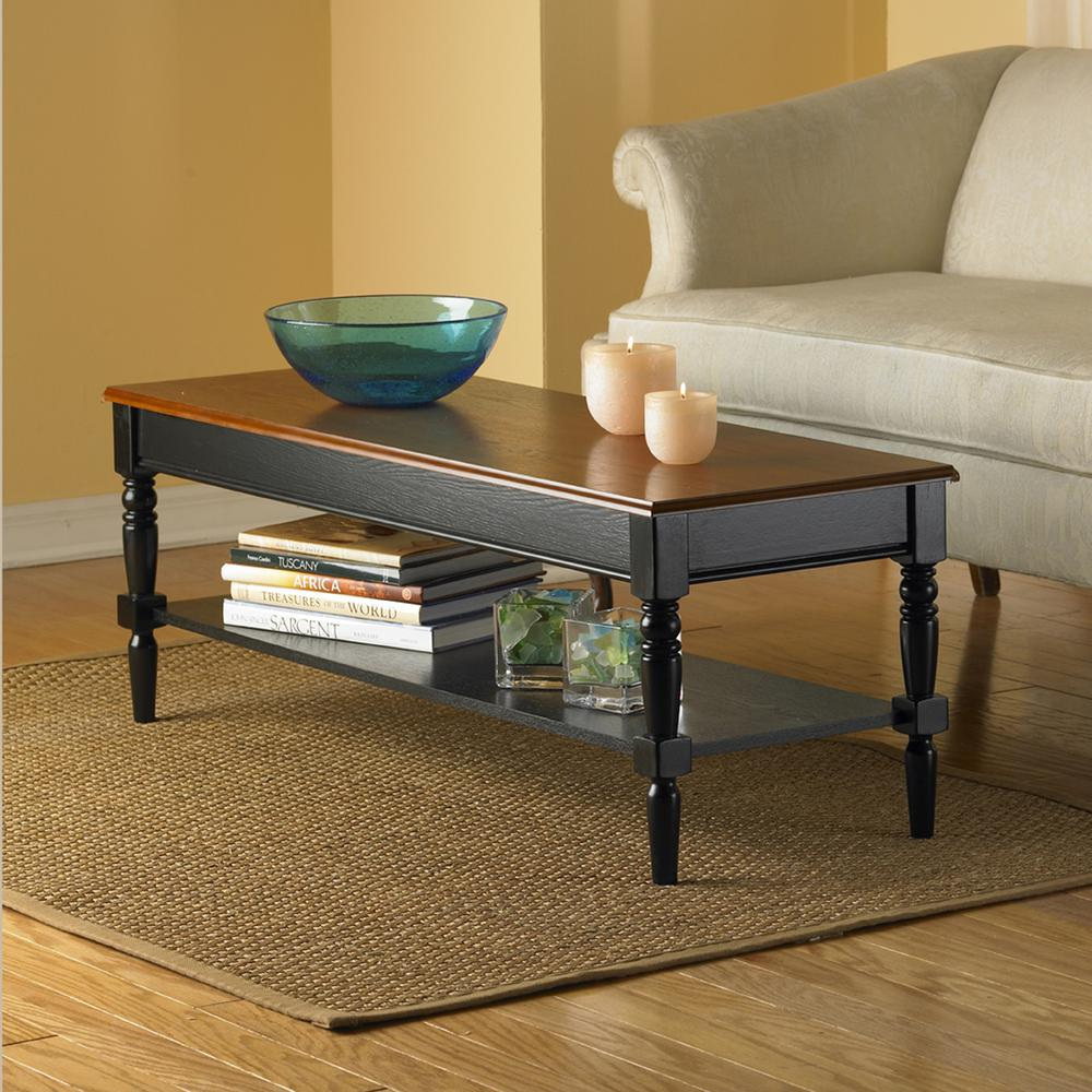 French Country Coffee Table. Picture 2