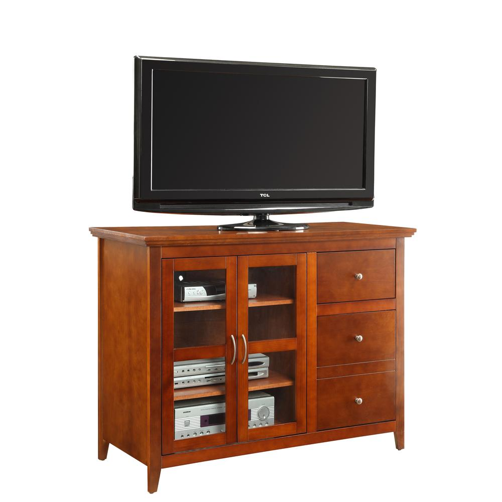 Sierra Highboy TV Stand. Picture 3