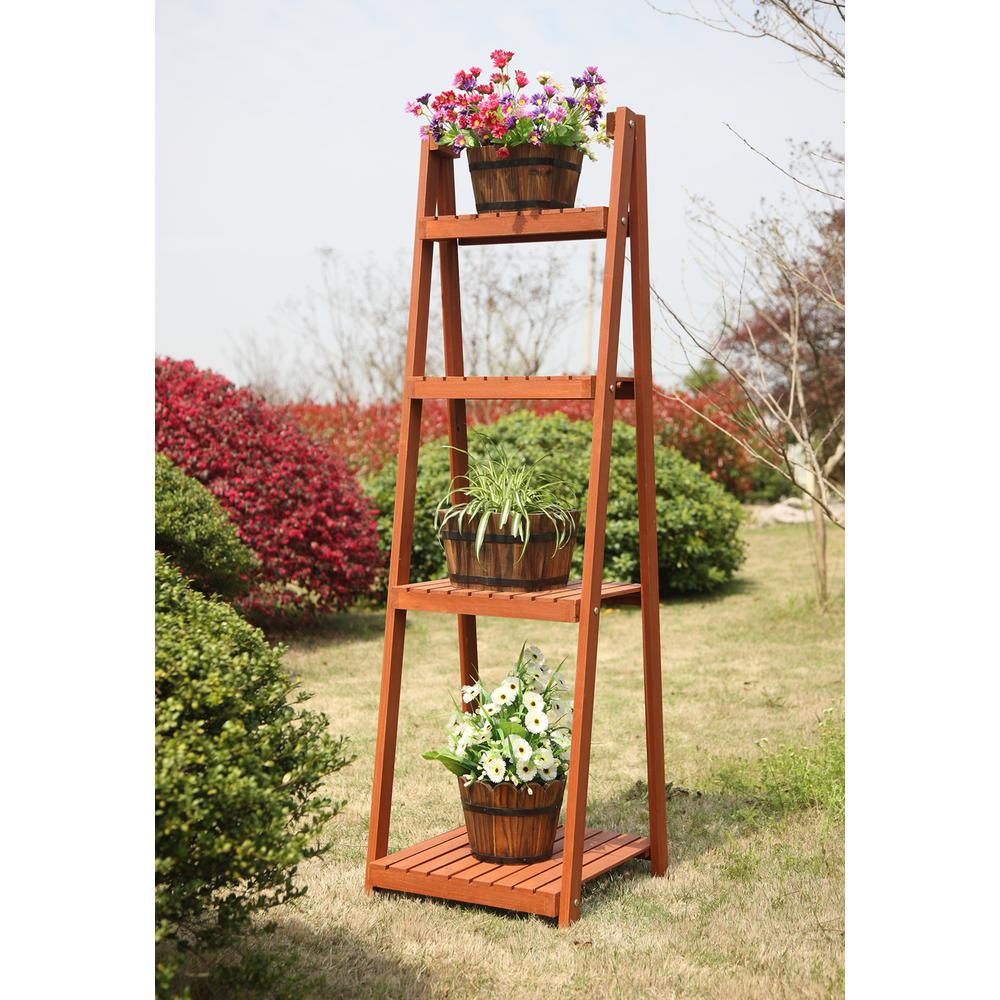 4 Tier Plant Stand. Picture 3