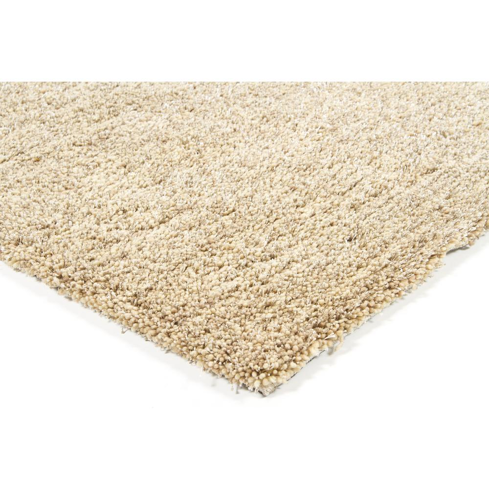 Hand Woven Contemporary Shag Rug 7 9x10 6 Cream