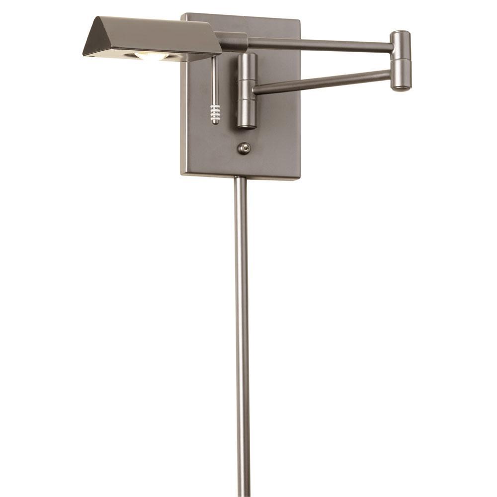 LED Swing Arm Wall Lamp